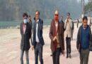 नमामि गंगा के महानिदेशक ने लिया परियोजना के तहत हुए कार्यों का जायजा