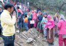 मोटर मार्ग की मांग नहीं हो पाई पूरी तो ग्रामीणों खुद उठाया बीड़ा