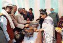 सामाजिक समरसता का प्रतीक है खिचड़ी वितरण कार्यक्रम : कौशिक