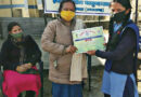 बालिका दिवस पर छात्राओं को सम्मानित किया