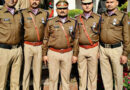 कोतवाल कोटद्वार समेत पुलिस टीम को मिला उत्कृष्ट सेवा पदक