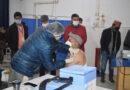 जनपद में कोविड-19 वैक्सीनेशन शुरू, प्रथम चरण में 3420 लोगों को लगेगा टीकाकरण