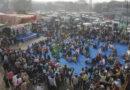 कृषि कानूनों के खिलाफ सिंघु बर्डर पर जमे प्रदर्शनकारी किसानों ने कांग्रेस सांसद से की धक्का-मुक्की