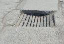 गाड़ीघाट में सीवर के क्षतिग्रस्त चेंबर, दुर्घटना का बना खतरा