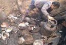 बंगापानी में एक मकान जलकर खाक