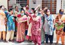 कोटद्वार में पीने का पानी न मिलने से भड़की महिलाएं, जल संस्थान कार्यालय में किया प्रदर्शन
