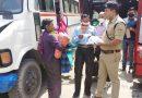 सतपुली पुलिस ने बुजुर्गों और बच्चों को नि:शुल्क बांटे मास्क