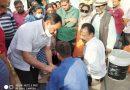 वन मंत्री पहुंचे हाथी और गुलदार द्वारा मारे गये बच्ची और महिला के परिजनों के घर, दी सहायता राशि