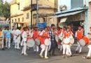 नगर में निकली हिंदू पंचायती धर्मशाला मंदिर की मूर्तियों की शोभायात्रा