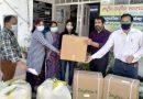 टेक महिंद्रा ने चौखुटिया सीएचसी को दिए मेडिकल उपकरण