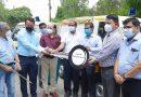 महिंद्रा एंड महिंद्रा ने हरिद्वार जिला प्रशासन को सौंपी दो एम्बुलेंस
