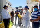 हरिद्वार नागरिक मंच ने गुरुद्वारा गुरु सिंह सभा में लंगर के लिए उपलब्ध कराई सामग्री