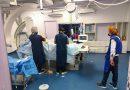 भूमानन्द अस्पताल के चिकित्सकों ने 'एन्जियोप्लास्टी' कर दिया हृदय रोगी को नया जीवन