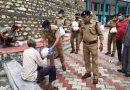 पुलिस का जरूरतमंदों को सहयोग जारी