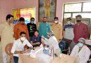 श्री पंचायती धडा फिराहेडियान के टीकाकरण कैंप में तीन सौ लोगों को लगायी गयी वैक्सीन