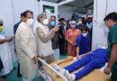 मुख्यमंत्री ने किया आई.डी.पी.एल ऋषिकेश में 500 बेड के कोविड सेंटर का उद्घाटन
