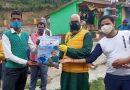 होप फाउंडेशन ने अस्पताल को दिए कोरोना उपचार किट