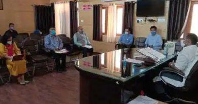 जिले भर में सैंपलिंग दर बढ़ाने के निर्देश