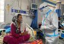 सीएम ने किया जिला चिकित्सालय का निरीक्षण