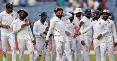 आईसीसी की ताजा टेस्ट रैंकिंग में भारत नंबर-1 स्थान पर, देखें टॉप-10 टीमों की लिस्ट