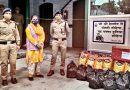 लैंसडौन कोतवाली में लगी कम्युनिटी बास्केट में जनता कर रही है सहयोग
