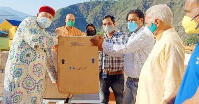 पर्यटन मंत्री ने की नौगांवखाल में पैथोलॉजी लैब निर्माण के लिए 24 लाख की घोषणा