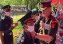 पुलवामा हमले में 'शहीद विभूति ढौंडियाल' की पत्नी निकिता सेना में शामिल, लेफ्टिनेंट जनरल ने उनके कंधे पर लगाए स्टार