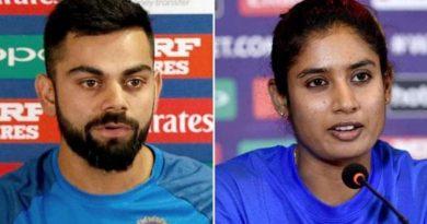 भारतीय क्रिकेट मे अपने तरह की पहली द्यटना-एक साथ रवाना हो सकती है इंग्लैंड। भारतीय पुरूष और महिला टीम