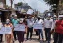भाजपा सरकार का पाप का घड़ा भर गया है : आप