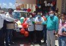 योगदा सत्संग सोसायटी ने द्वाराहाट अस्पताल को एंबुलेंस प्रदान की