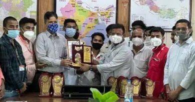 मनोज चौहान बने इंडियन किसान यूनियन के जिला अध्यक्ष