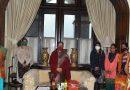 कुमाऊँ क्षेत्र की स्वयं सहायता समूहों से जुड़ी महिलाओं ने की राज्यपाल से भेंट