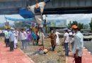 नेपालीफार्म टोल प्लाजा सर्वदलीय संघर्ष समिति का प्रदर्शन जारी
