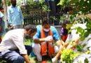 भाजपा राष्ट्रीय सचिव सुनील देवधर ने किया पौधारोपण