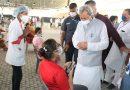 सीएम ने किया रुद्रपुर में ईएसआईसी अस्पताल का निरीक्षण