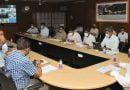 राज्य गंगा समिति की 11वीं बैठक आयोजित