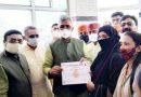 पूर्व सीएम त्रिवेंद ने की युवाओं से टीकाकरण से पहले रक्तदान की अपील