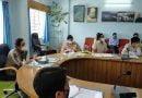 सांसद ने दिए विभागों को गुणवत्ता के साथ निर्माण कामों को अंजाम देने के निर्देश