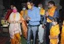 राज्यपाल मौर्य ने सपरिवार द्वादश ज्योतिर्लिंग जागेश्वर मंदिर समूह में रुद्राभिषेक पाठ कराया