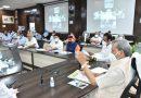 सीएम ने की जनपद देहरादून के विस क्षेत्रों से संबंधित योजनाओं की समीक्षा