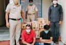 धुमाकोट में 8 पेटी शराब के साथ दो तो कोटद्वार में भी 85 पव्वों के साथ दोही गिरफ्तार