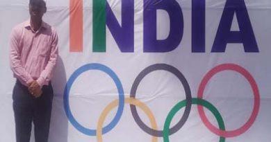 पौड़ी के कंडोलिया पार्क में आइये और ओलंपिक लोगो लगे सेल्फी प्वाइंट से देश के खिलाड़ियों का उत्साहवर्धन कीजिये