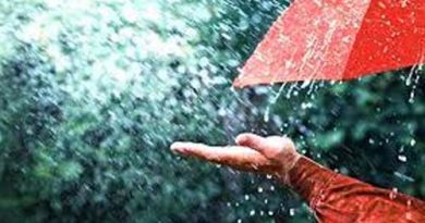 …..मई माह की बारिश जल संस्थान के लिए वरदान
