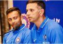 मैच खेले बिना नहीं जाओगे। राहुल द्रविड़