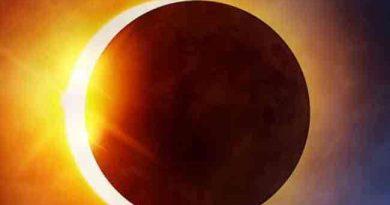 साल का पहला सूर्य ग्रहण आज ..बन रहा  सूर्य और शनि का अद्भुत योग