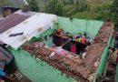 उत्तराखंड में बारिश का दौर जारी, उत्तरकाशी में तूफान से तीन घरों की छत उड़ी