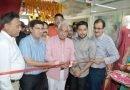 स्वामी कैलाशानंद गिरी, भाजपा प्रदेशाध्यक्ष कौशिक व रूड़की विधायक बत्रा ने किया डिस्काउंट मास्टर का उद्घाटन