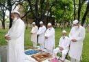 पारंपरिक तरीके से मनाया गया ईद उल अजहा का पर्व