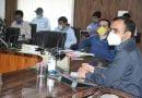 डीएम ने की जिला व राज्य सेक्टर, केंद्र पोषित व बाह्य सहायातित योजनाओं की समीक्षा बैठक