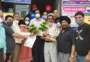 डॉक्टर्स डे: लायंस क्लब ने किया डॉक्टरों को सम्मानित